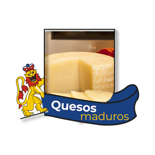 Quesos Maduros